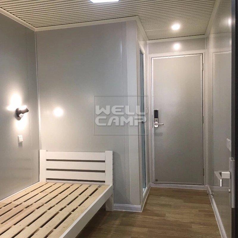 WELLCAMP, WELLCAMP prefab house, WELLCAMP container house-Modern Shipping Container House Manufactur-1