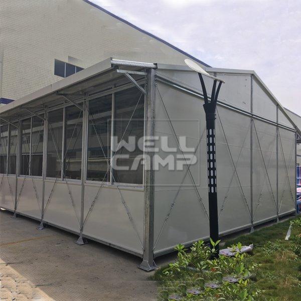 Prefab Labor Camp K Home Apartment , Wellcamp K-16