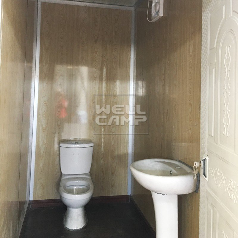 Hot detachable container house ieps WELLCAMP, WELLCAMP prefab house, WELLCAMP container house Brand