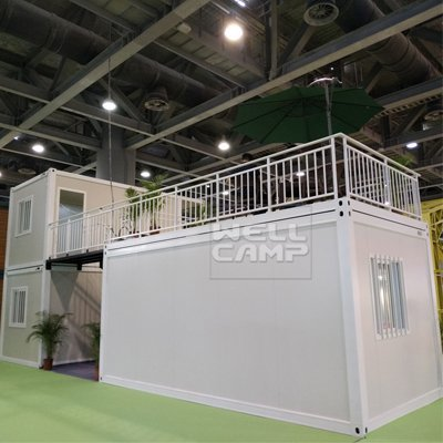 Wholesale wool flat pack container house WELLCAMP, WELLCAMP prefab house, WELLCAMP container house Brand