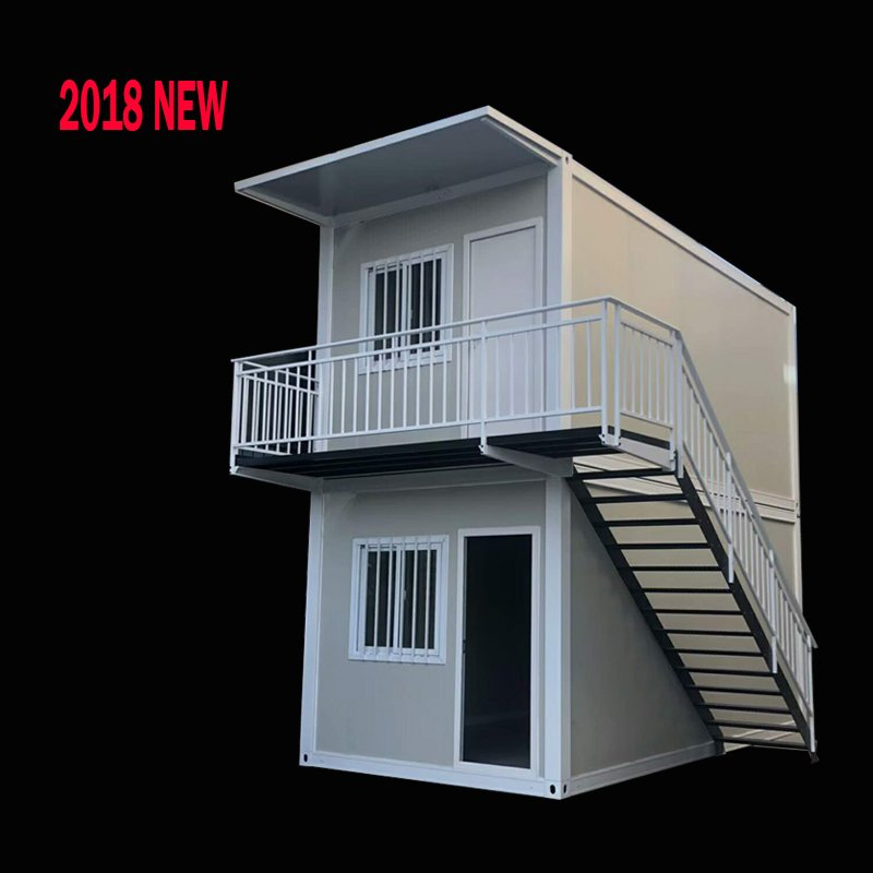 2018 New Flat Pack Container House