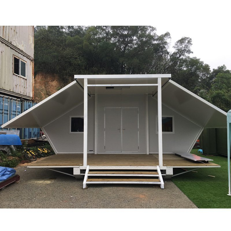 40ft Expandable Container House For Apartment & Wedding Room, Wellcamp E-02