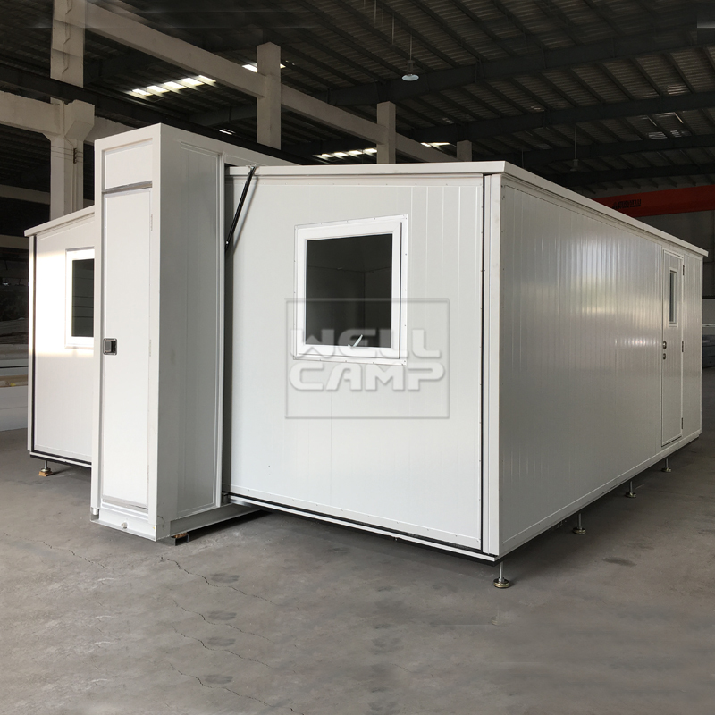 2018 New Fast Install Expandable Container House for Dormitory