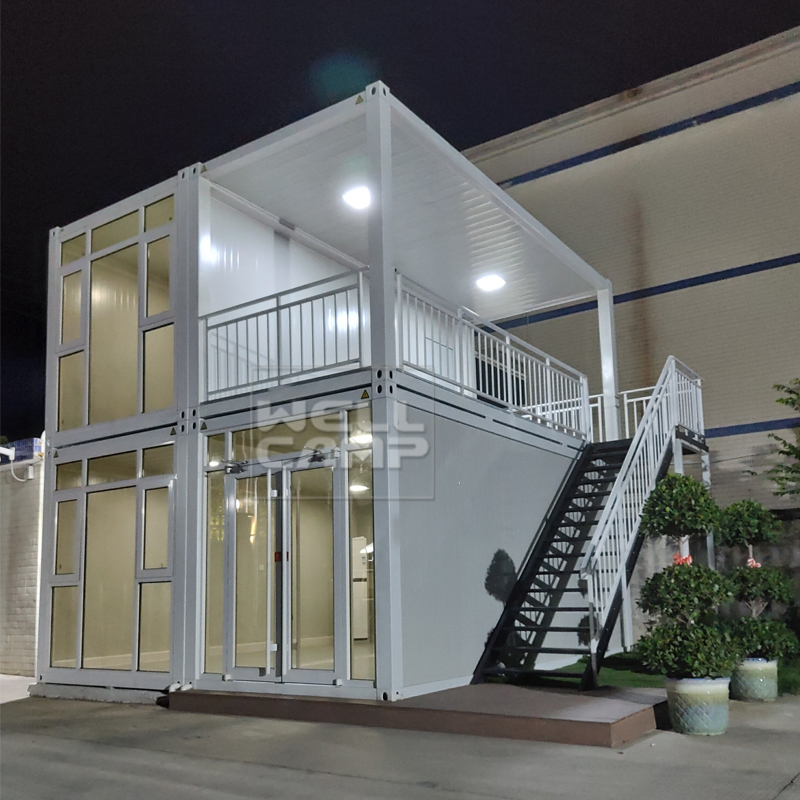 New Affordable Modern Prefab Container Home, Wellcamp-CV09