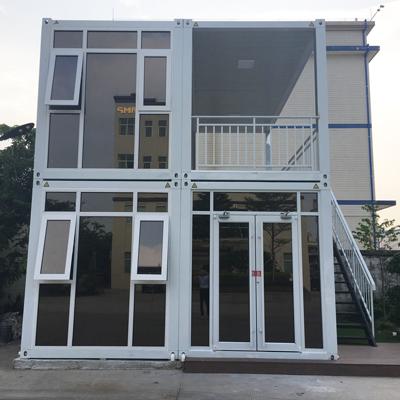 WELLCAMP, WELLCAMP prefab house, WELLCAMP container house Brand villa cost customized light steel villa folding