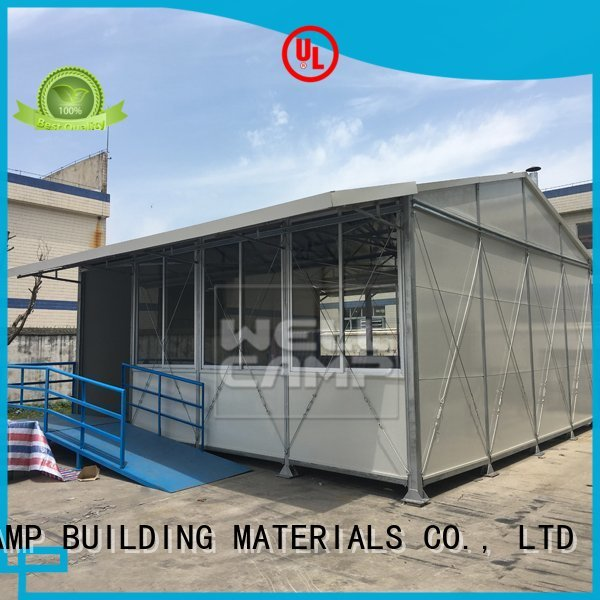galvanized durable WELLCAMP, WELLCAMP prefab house, WELLCAMP container house Brand prefabricated houses china price