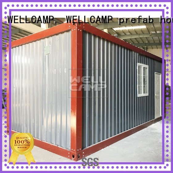 recyclable panel c9 WELLCAMP, WELLCAMP prefab house, WELLCAMP container house Brand modern container house manufacture