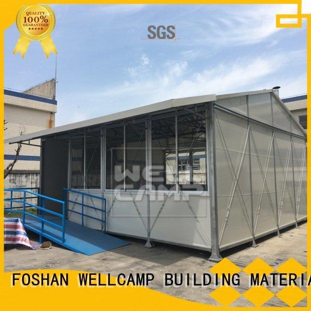 accommodation steel prefabricated houses china price WELLCAMP, WELLCAMP prefab house, WELLCAMP container house Brand