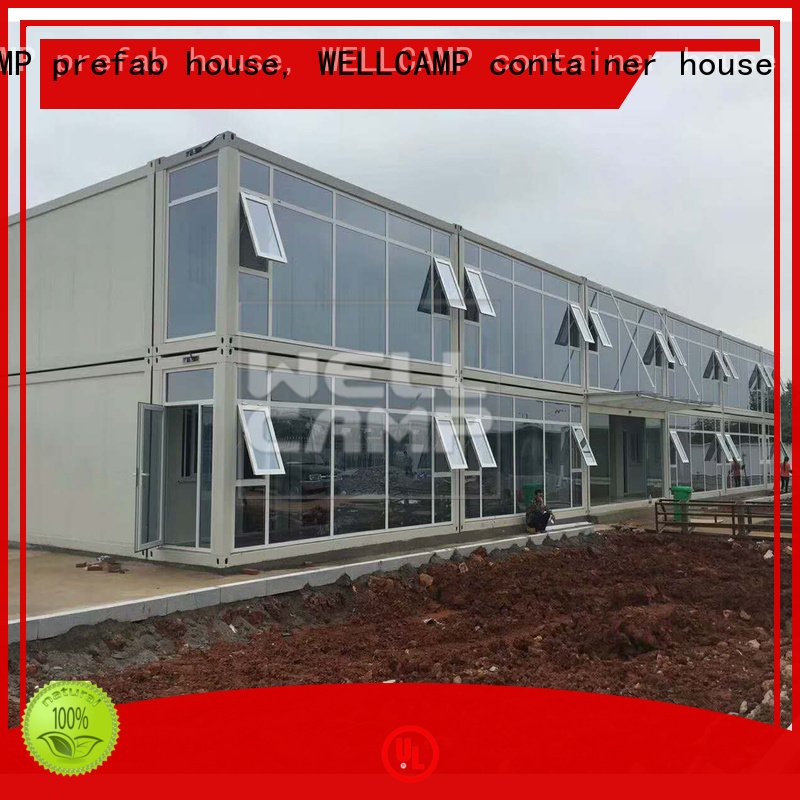 Hot flat pack storage container wellcamp WELLCAMP, WELLCAMP prefab house, WELLCAMP container house Brand