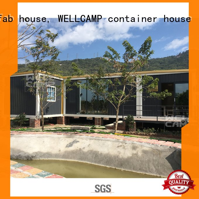 customized light steel villa steel luxury living container villa suppliers house
