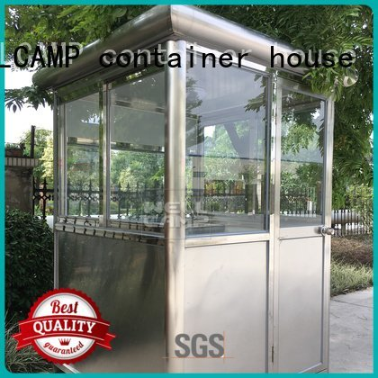 WELLCAMP, WELLCAMP prefab house, WELLCAMP container house wellcamp prefab sandwich security room manufacturer protable