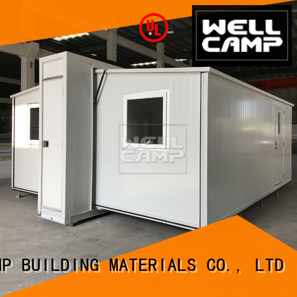 expandable shelter expandable container house company